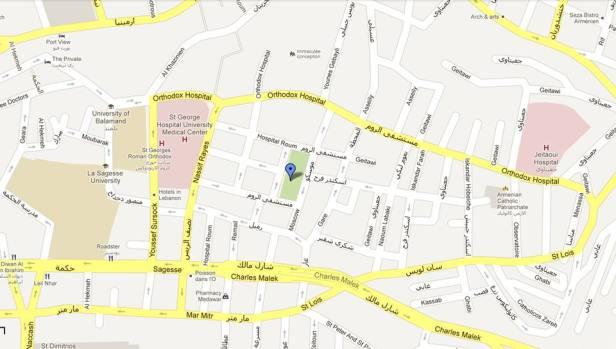 GOOG MAPS