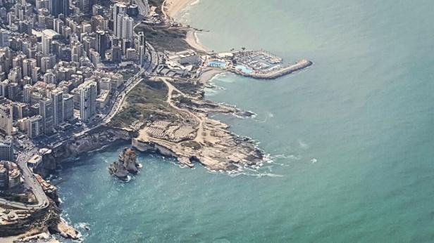 Beirut-Dalieh Raouché - CBA